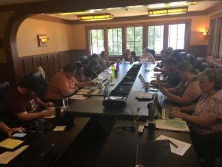 Wilson: Exley UMC assists Kenya Pastors' SchoolUNY Delegation to