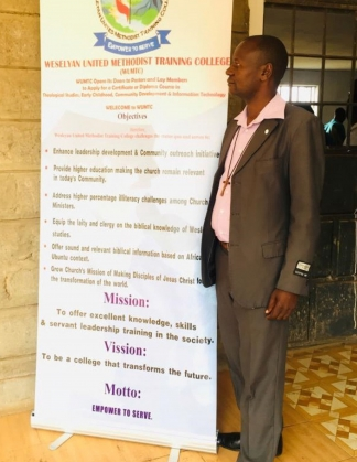Wilson: Exley UMC assists Kenya Pastors' School